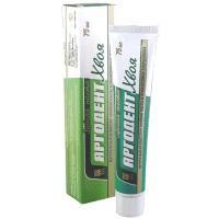 Паста зубная «Аргодент Хвоя»