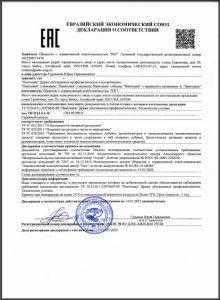 Евразийский союз, декларация Пантошка