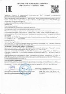 Евразийский союз, декларация Витасан