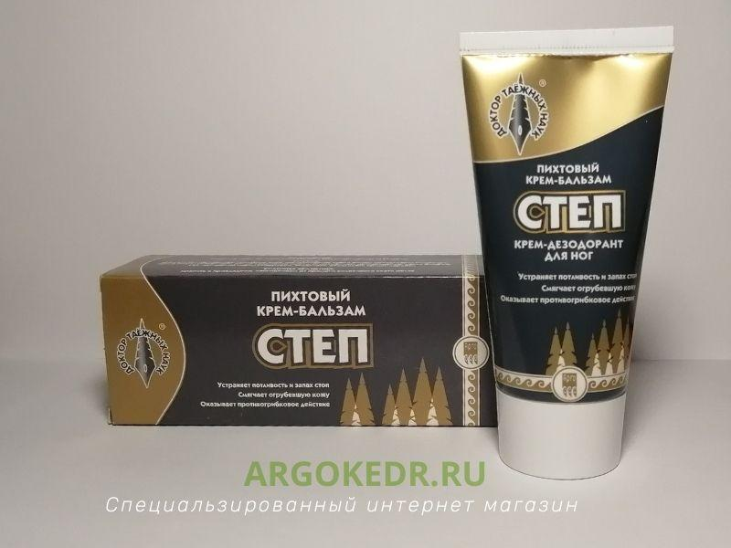 Купить крем-дезодорант для ног Степ