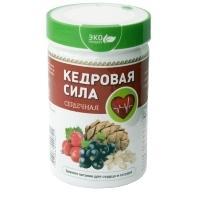 """Продукт белково-витаминный """"Кедровая сила – Сердечная"""""""