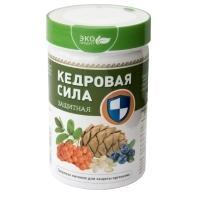 """Продукт белково-витаминный """"Кедровая сила – Защитная"""""""
