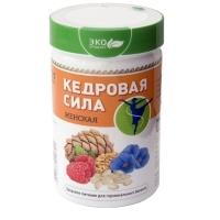 """Продукт белково-витаминный """"Кедровая сила – Женская"""""""