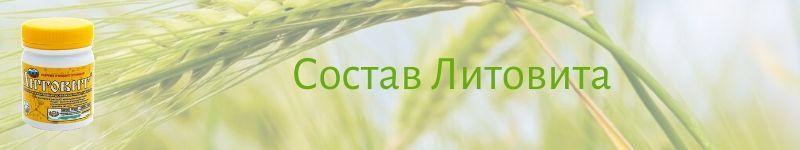 Состав Литовита