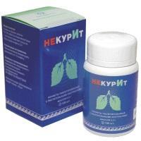 Конфеты с растительными экстрактами «НекурИт»