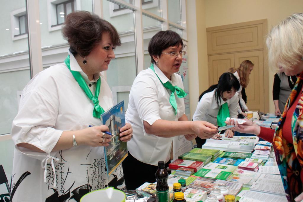 Конференция врачей Национального Научного Общества Инфекционистов в Москве