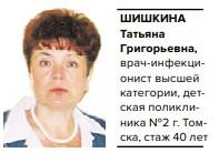Шишкина Татьяна Григорьевна