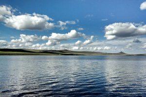 Соль озера Шира - Ширлайн